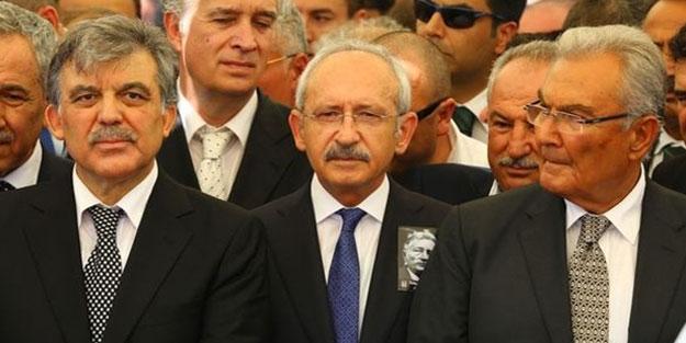 Deşifre oldular! Kılıçdaroğlu'nun istifasını, Abdullah Gül ve FETÖ engellemiş