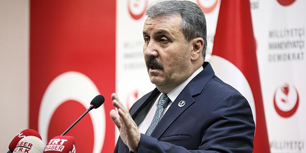 'Demirtaş'ı ziyaret etmek Öcalan'ı ziyaret etmektir'