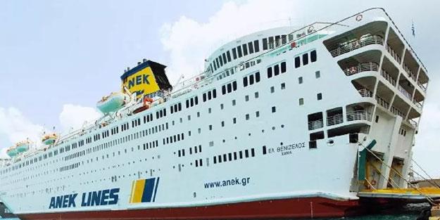Dev gemiye koronavirüs karantinası: Türk vatandaşları da var