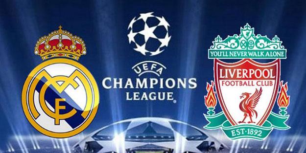 Dev maç şifresiz yayınlanacak! Real Madrid-Liverpool maçı hangi kanalda?