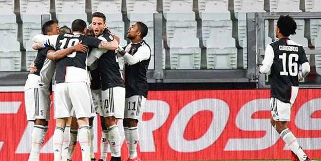 Dev maçta kazanan Juventus oldu!