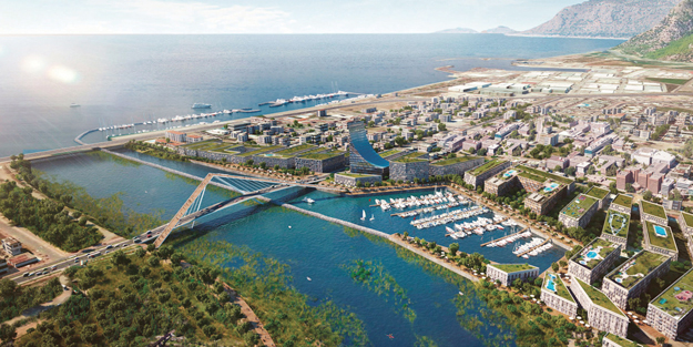 Dev proje Kanal İstanbul'a Güney Koreli talip