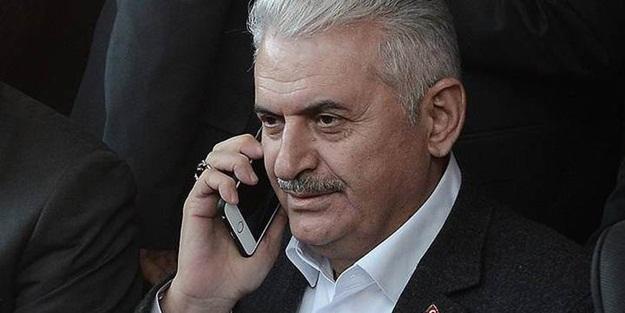 Bahçeli'den Başbakan Yıldırım'a sürpriz telefon