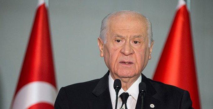 Devlet Bahçeli: HDP'den analık şuurunun hesap sorması önemli bir gelişme