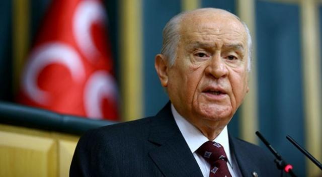 Devlet Bahçeli: Türk milletine sökmez