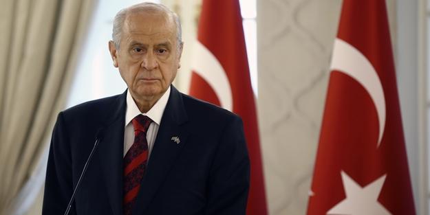 Devlet Bahçeli'den Ahmet Türk açıklaması