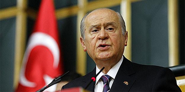 Devlet Bahçeli'den CHP'ye tokat gibi 'evet' cevabı