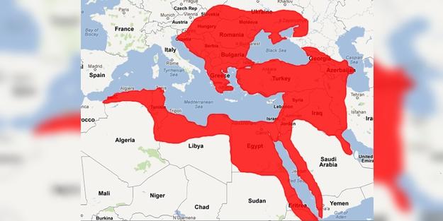Devlet-i Aliyye topraklarında kurulan 64 devlet