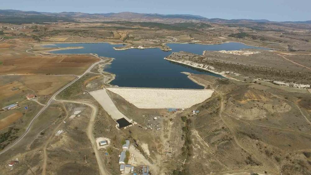 Devlet Su İşleri, Kastamonu'da 6 baraj ve 1 gölet yaptı