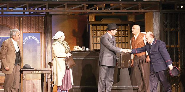 Devlet Tiyatrolarında perde 'Reis Bey'le açılıyor