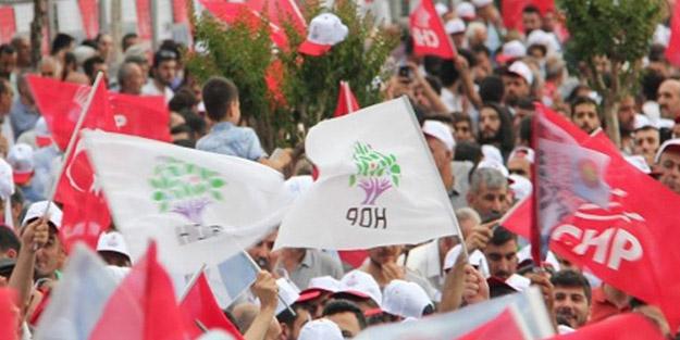 Devleti suçlayanlar PKK'ya suspus