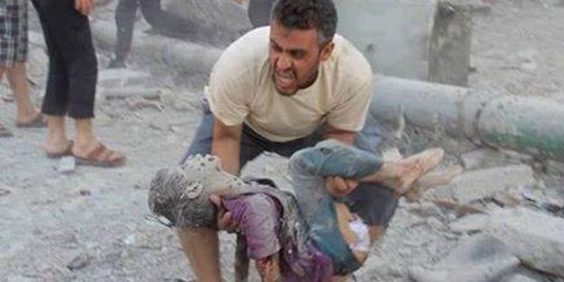 Deyr Ez Zor'da sivil katliamı