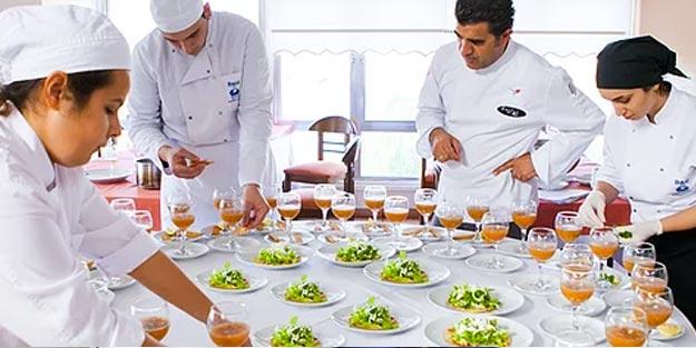 DGS Gastronomi taban puanları 2019 kontenjan