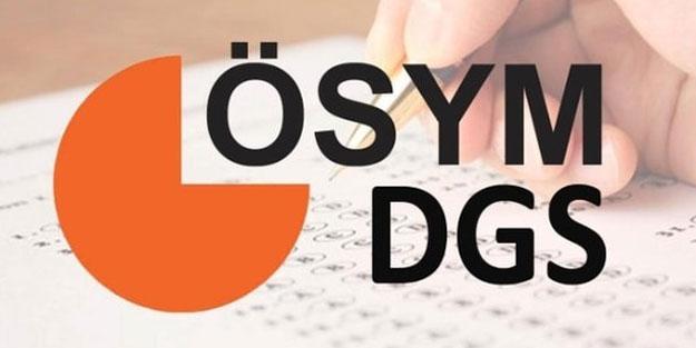 DGS sonuçları açıklandı! 2019 ÖSYM DGS sonuçları sorgulama