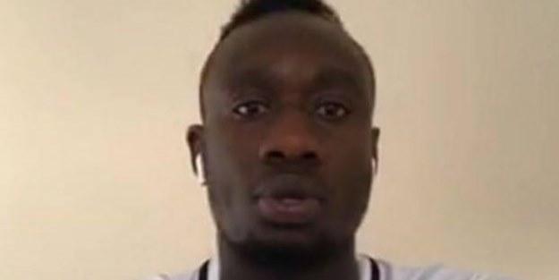 Diagne tepki çekti: Canlı yayında Konyaspor formasını giydi