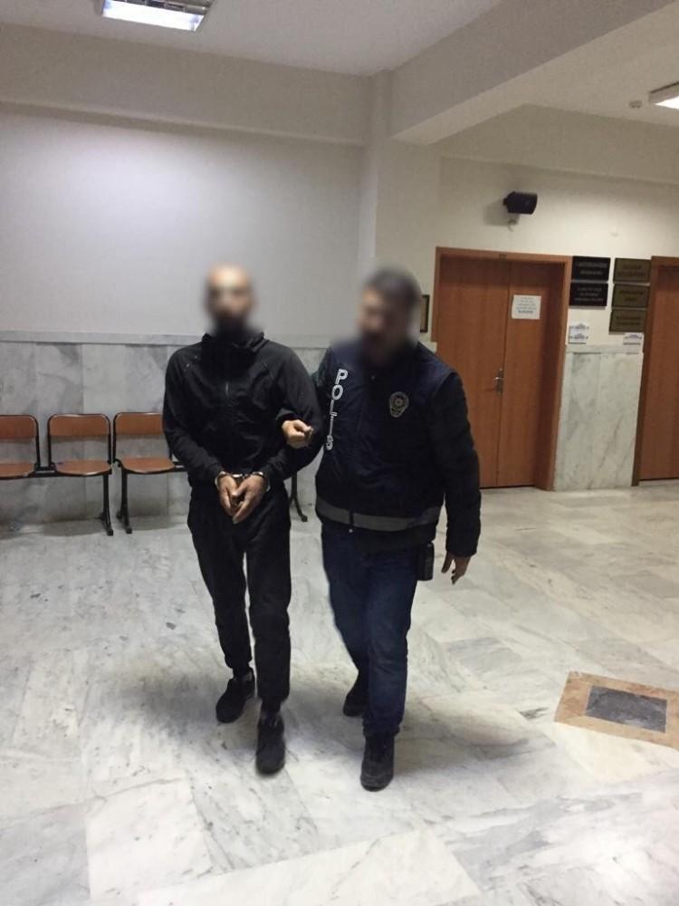 Didim'de gözaltına alınan 9 hırsızlık şüphelisinden 7'si tutuklandı