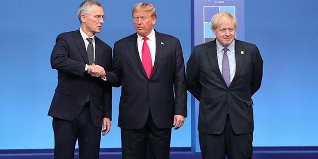 Diğer liderlerin kendisiyle alay etmesine kızan ABD Başkanı Trump'tan flaş karar