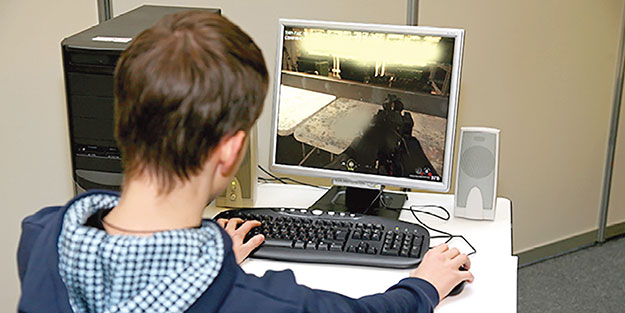 Dijital oyunlar tehlike saçıyor
