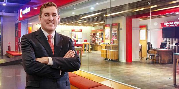 Dijitalleşmeye öncelik verdi! Vodafone Türkiye'den 6 milyar liralık gelir