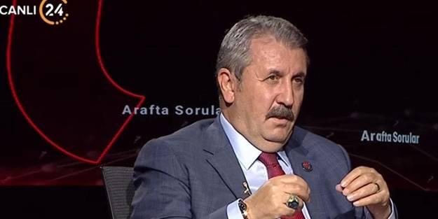 Dikkat çeken açıklama: Selahattin Demirtaş'ın eşi aday gösterilirse şaşırmam!