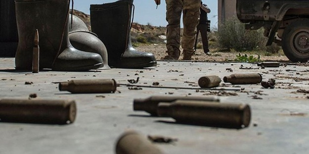 Dikkat çeken Libya görüşmesi