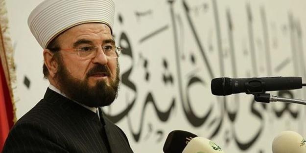 Dikkat çeken mesaj: İslam ümmeti birlik olmalı