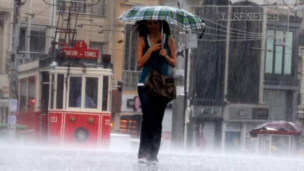 Dikkat! Peş peşe yayınladılar… AKOM'dan şiddetli yağış uyarısı!