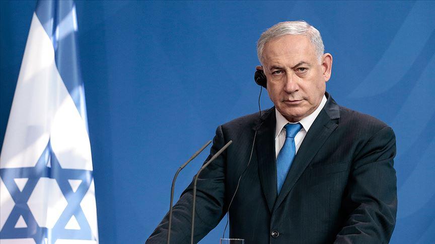 Dili sürçen Netanyahu 'İsrail'i nükleer güce dönüştürüyoruz' dedi