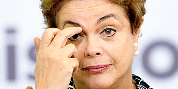 Dilma'yı 'hal'ettiler Erdoğan çetin ceviz çıktı