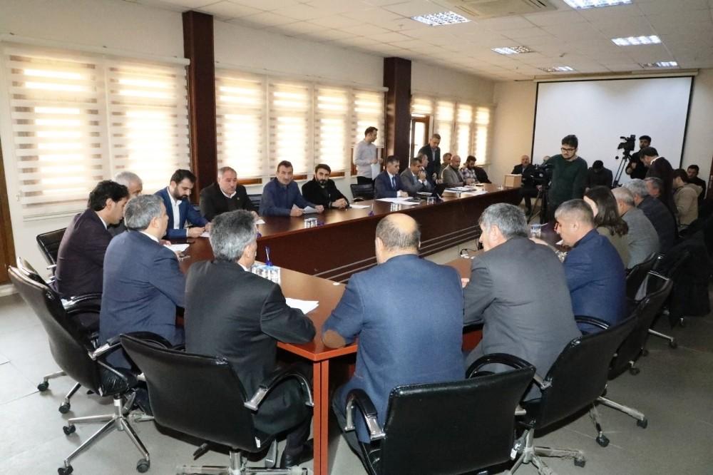 Dilovası'nda 2020 yılı ilk meclis toplantısı gerçekleşti