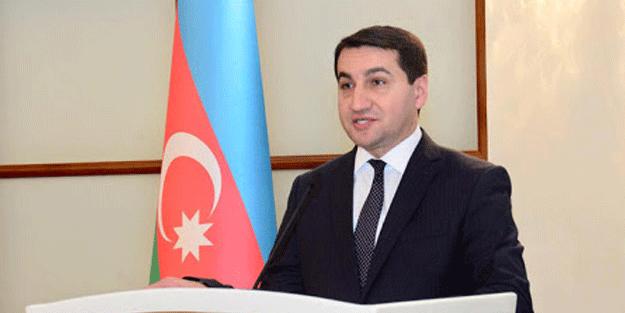 'Diplomatik çözüm yoktur' diyen Paşinyan'a Azerbaycan'dan ayar
