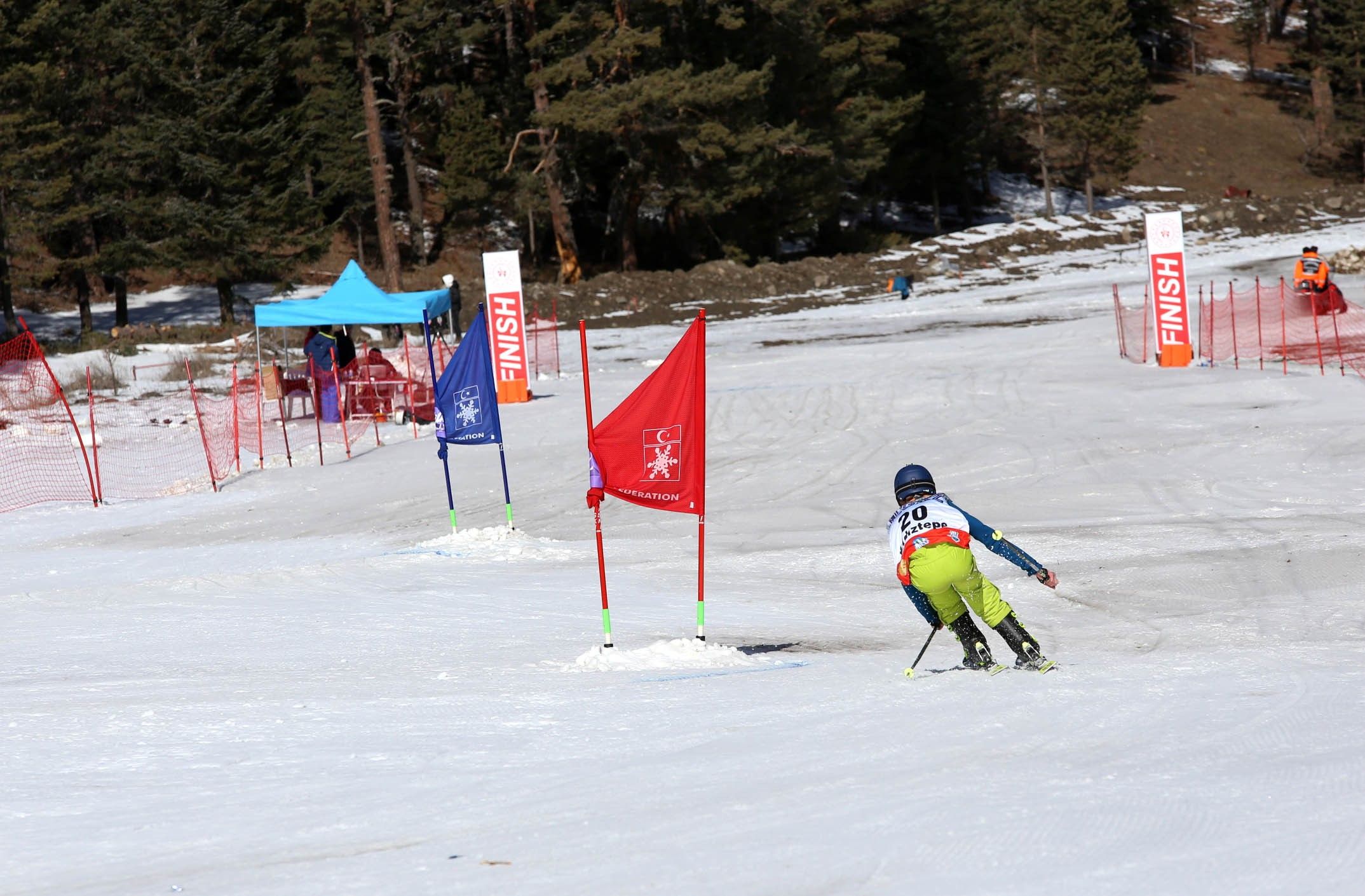 Diplomatik Kayak Yarışı başladı!