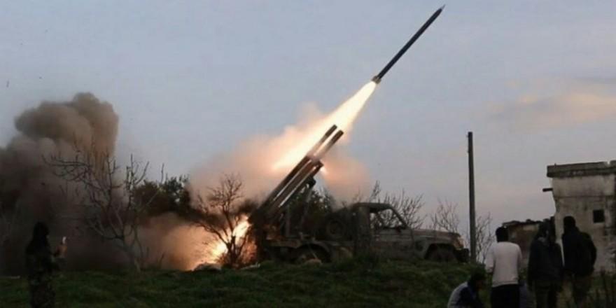 Direnişçiler Hama kırsalında operasyon başlattı