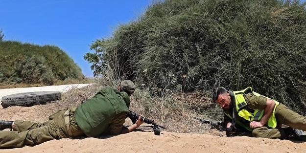 Direnişin ateşlediği füzelerin İsrail askeri üzerindeki etkisi!
