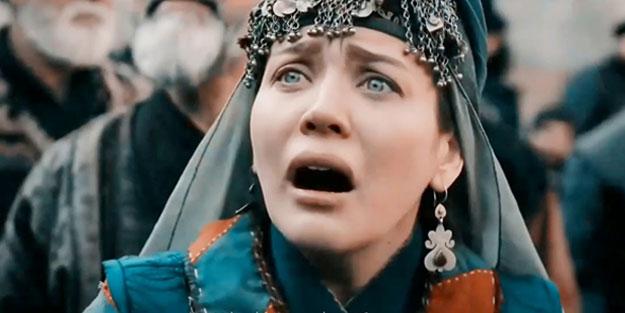 Diriliş Ertuğrul dizisinde Bamsı'nın eşi Hafsa Hatun kimdir?