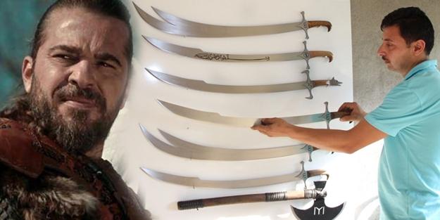 'Diriliş Ertuğrul', izleyicisini kılıç ustası yaptı!