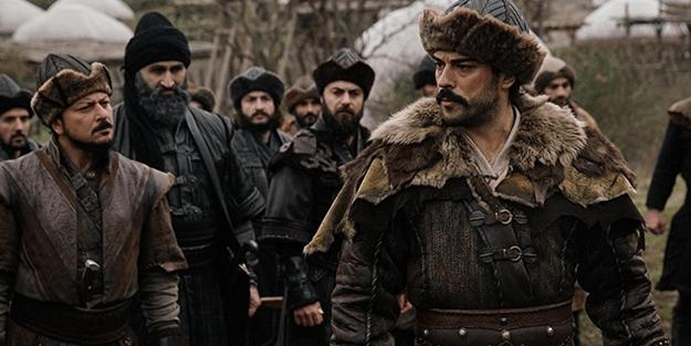 Diriliş Ertuğrul ve Kuruluş Osman oyuncusu sabotaj iddiasına yanıt verdi! Görüntü paylaştı