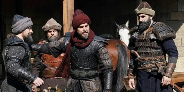 Diriliş Ertuğrul'un yıldızından Kudüs'te alkış alan sözler: En büyük hayalim İstanbul'dan Mekke'ye atla gitmek