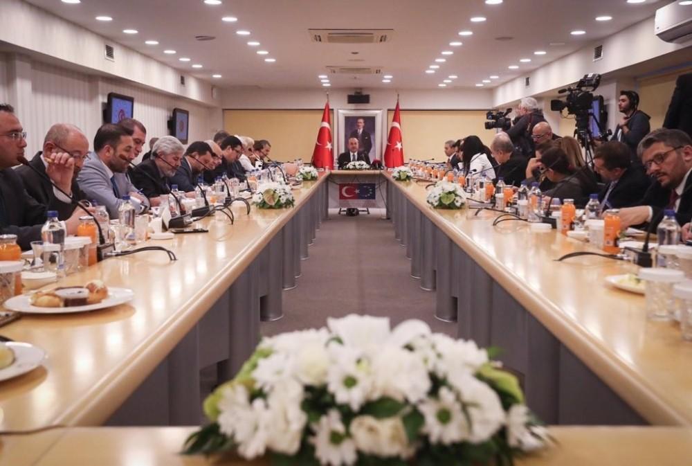 Dışişleri Bakanı Çavuşoğlu 2019 yılını değerlendirdi