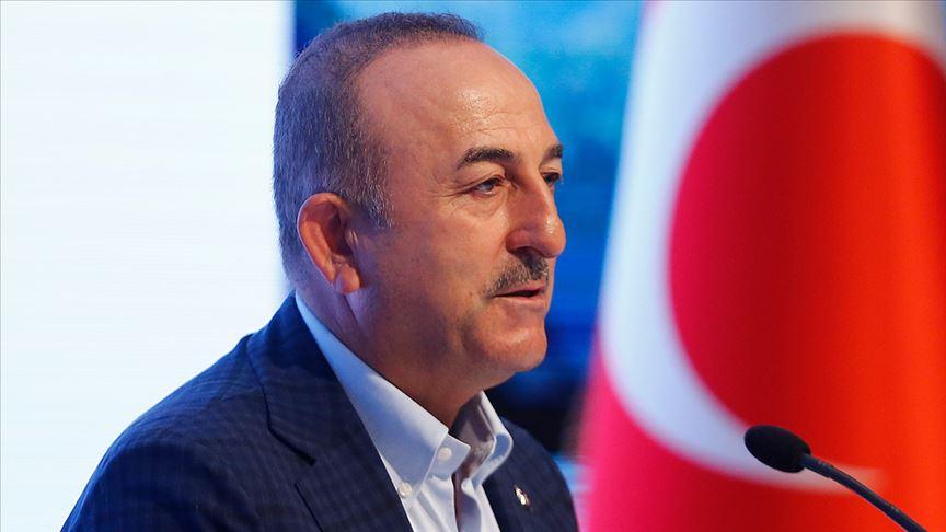 Dışişleri Bakanı Çavuşoğlu: Kalıcı siyasi çözüm Suriyelilerin çektiği acıya son vermenin tek yolu