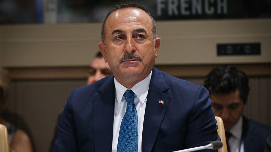 Dışişleri Bakanı Çavuşoğlu Rum bakana cevabını verdi