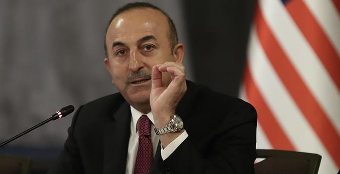 Dışişleri Bakanı Çavuşoğlu: YPG Menbiç'ten çekilecek