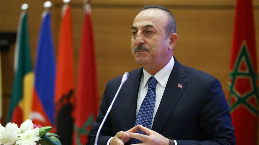 Dışişleri Bakanı Çavuşoğlu'ndan ABD Senatosuna tepki