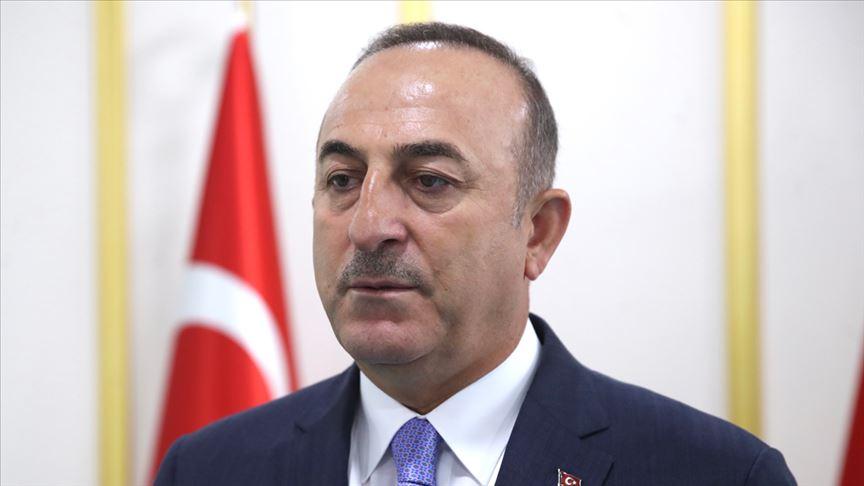 Dışişleri Bakanı Mevlüt Çavuşoğlu: DEAŞ'a karşı sahada askeri olan tek ülke biziz
