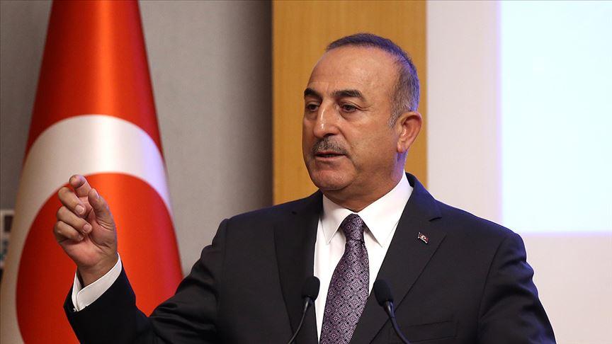 Dışişleri Bakanı Mevlüt Çavuşoğlu: Haklı Filistin davasını sonuna kadar savunacağız