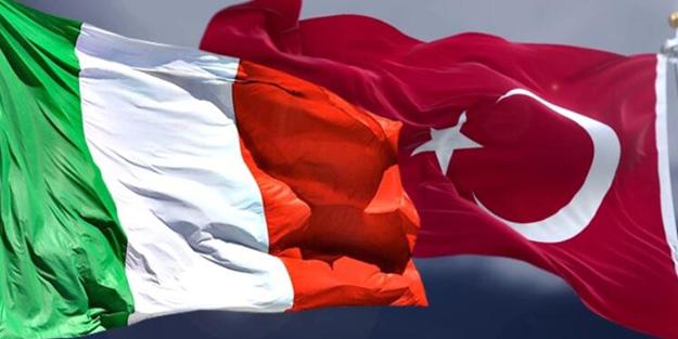 Türkiye ile İtalya arasında kritik görüşme