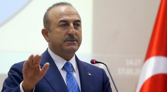 Dışişleri Bakanı Mevlüt Çavuşoğlu: Münbiç takvimi tıkır tıkır işliyor