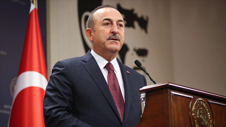 Dışişleri Bakanı Mevlüt Çavuşoğlu: Yunanistan Türkiye ile diyalogdan kaçınıp AB'nin kör desteğine güvenmesin