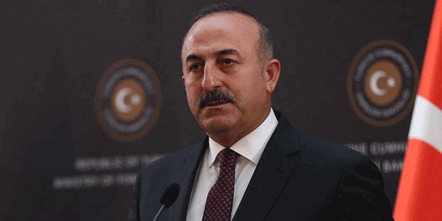 Dışişleri Bakanı'ndan ABD'ye sert tepki
