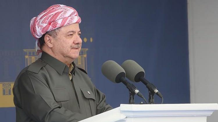Dışişleri Bakanlığı Barzani'yi duyurdu